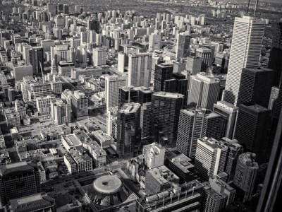 Above the Metropolis