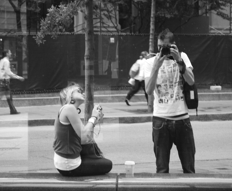 Pausing in Boston