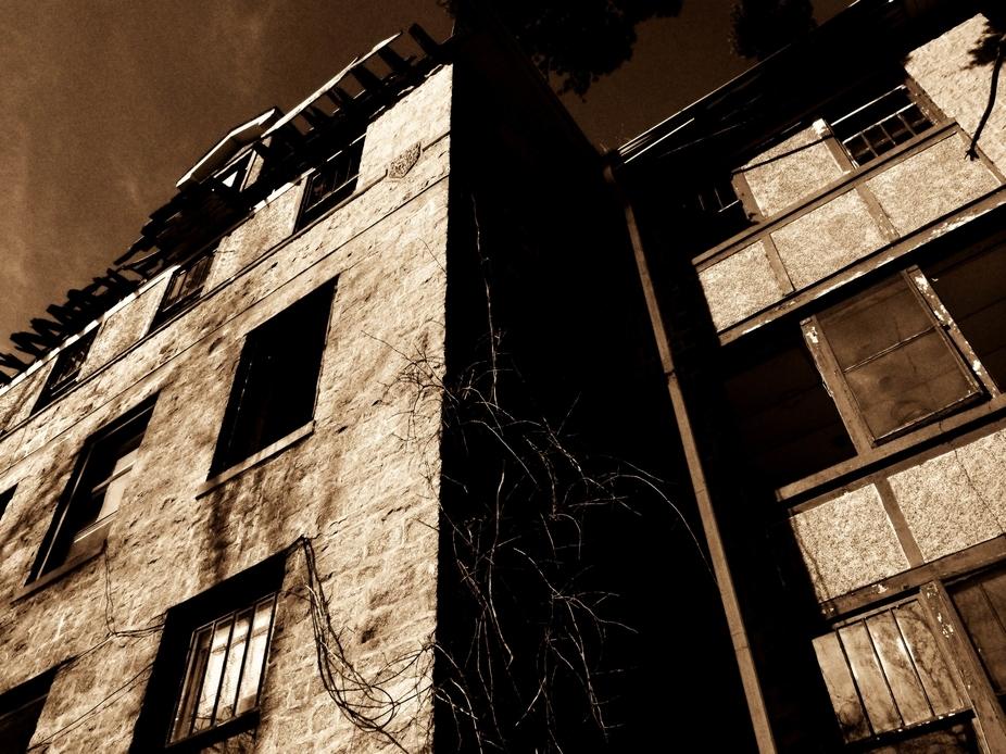 Old Ironton Hospital 2