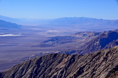 View Across Death Valley