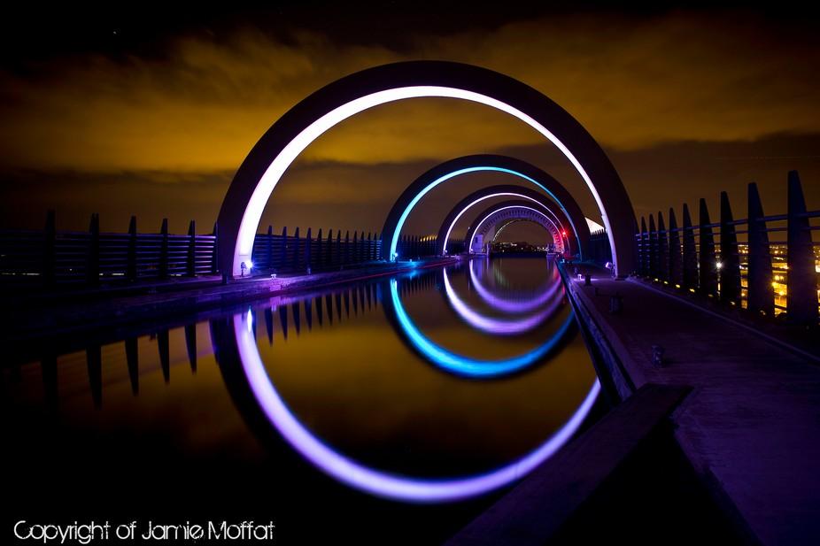 Falkirk Wheel Rings