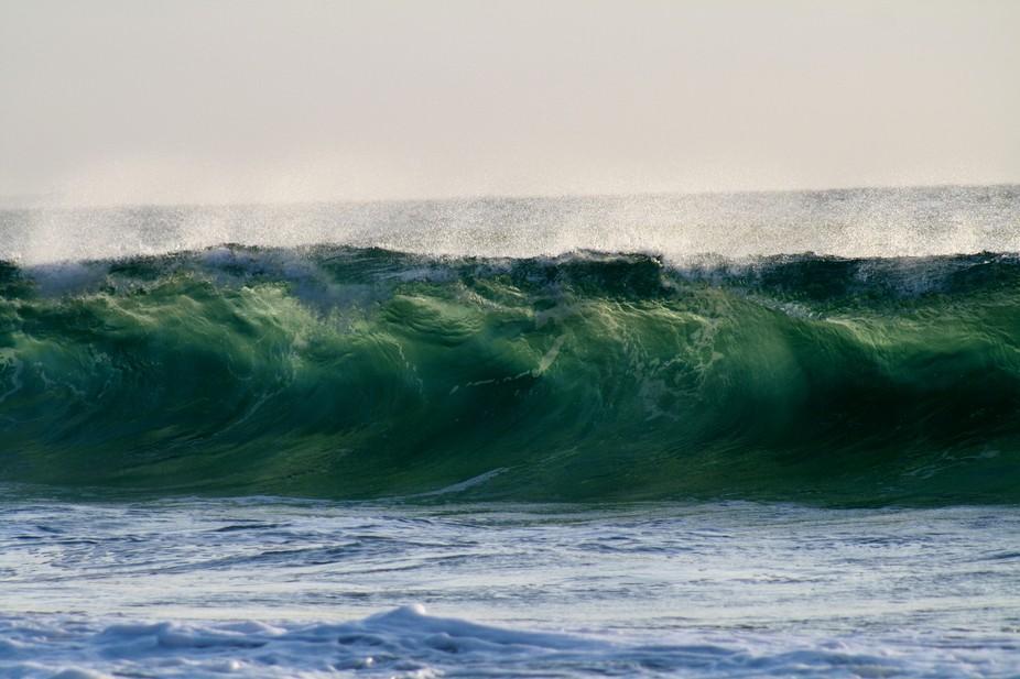 Wave, Cathrine Hill Bay Beach