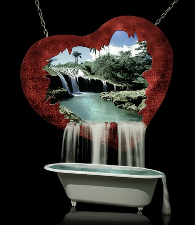 From Paradise, you broke my heart, then took me for a bath