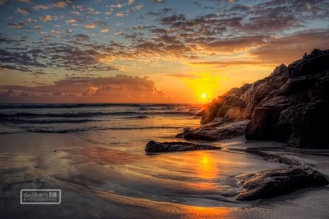 Sunrise over South Pointe Jetty by davidharris518 - Visuals of Life Photo Contest