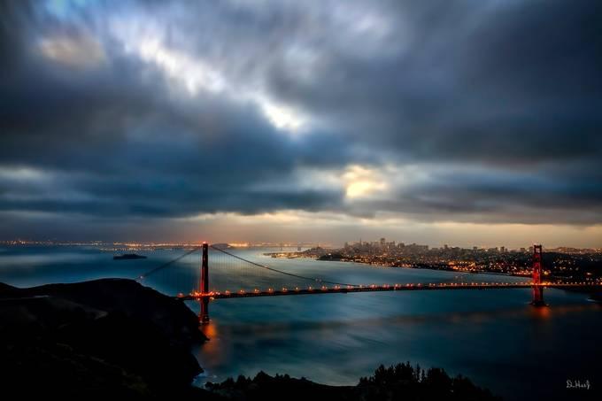 Morning Rise by DonHoekPhoto - Peaceful Sunrises Photo Contest