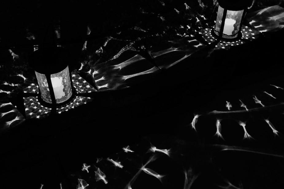 Nighttime Lanterns 415