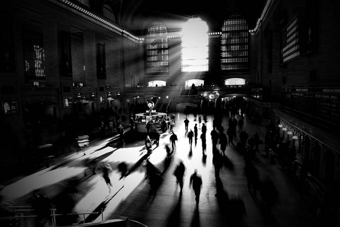 by jaycohen - Public Transport Hubs Photo Contest