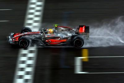 Shanghai F1