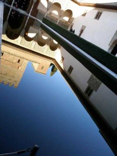 Mirror La Alhambra