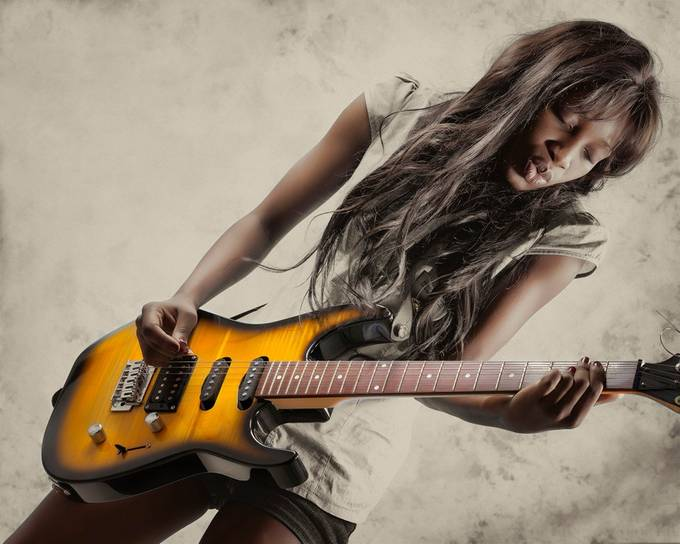 Fame by stratocaster96 - Music And Concerts Photo Contest