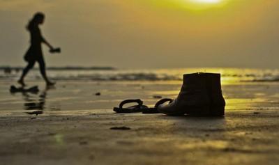 Juhu-Chasing a sunset