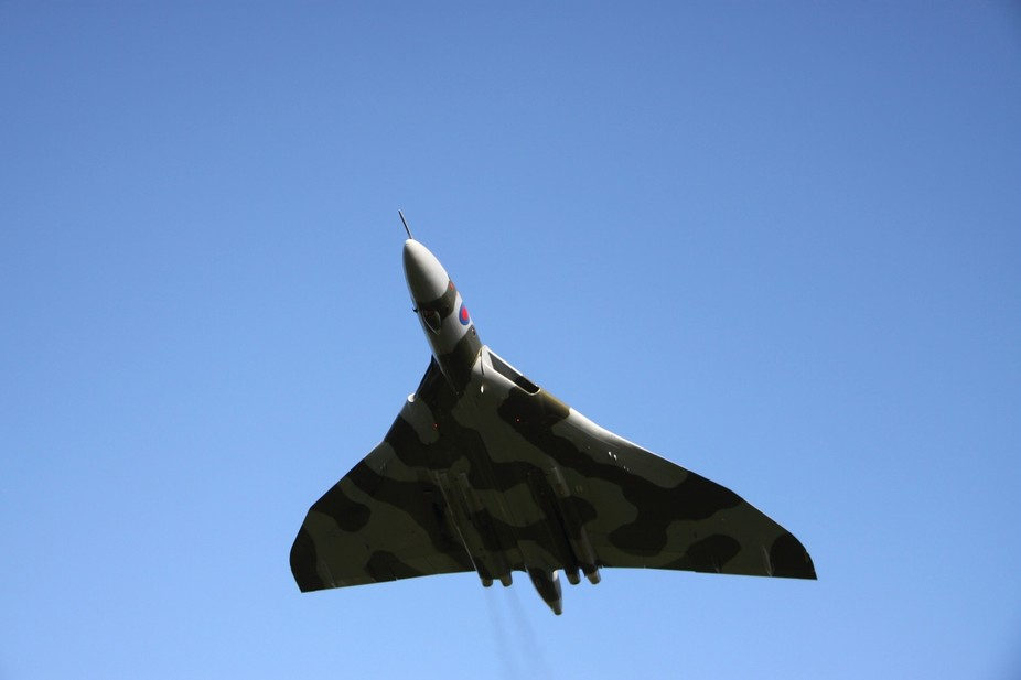 The Last flight of the Vulcan