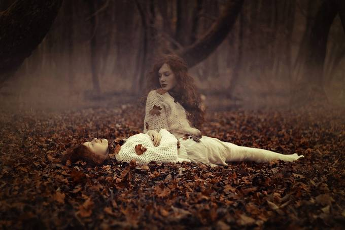 Ghost Whisperer by majatopcagic - Fall 2016 Photo Contest