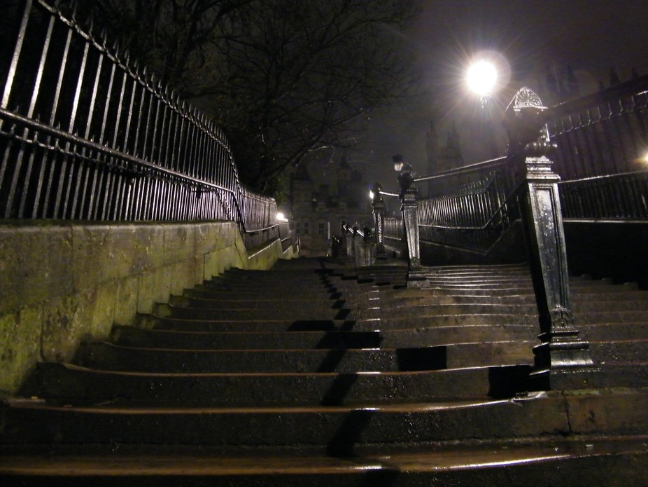Playfair Stairs