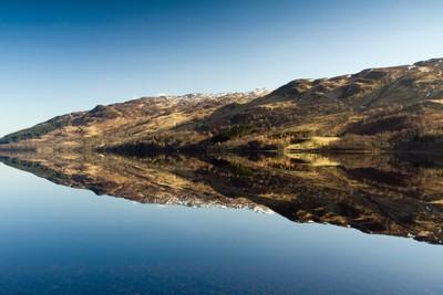 Loch Earn, Perthshire, Scotland