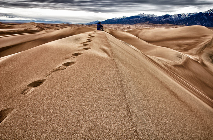 Great Sand Dunes National Park by shannondizmang - Zen Photo Contest