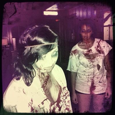 #girlsnightout #zombie #bathsalts #deadgirls