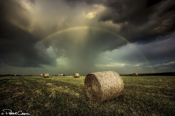 The Heavens Have Opened by petergreig - TWiP Natural Landscapes Photo Contest