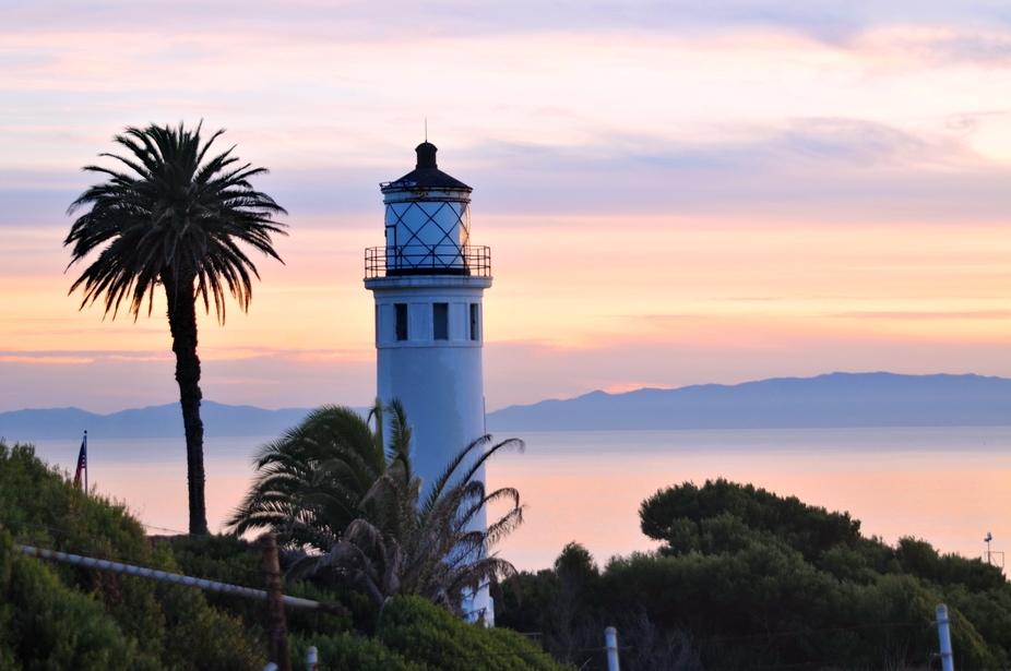 Catalina across the bay