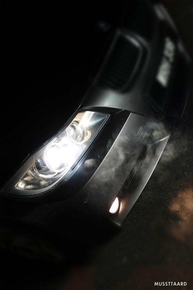 When a car Roars!