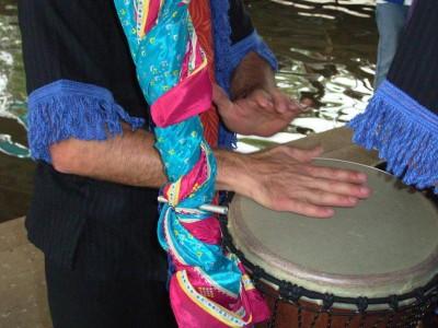 Drummer, Loy Krathong Festival