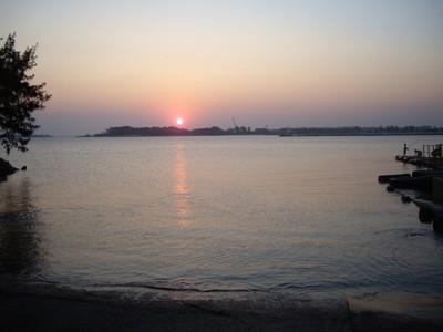 Sunset Richards bay