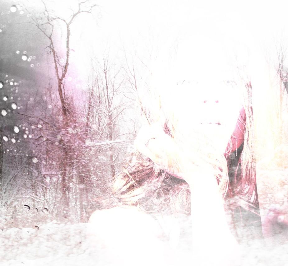 Winter Self Portrait