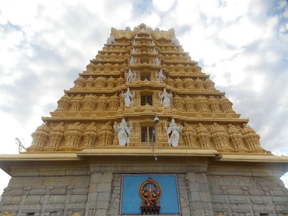 Chamundeeshwari Temple, India
