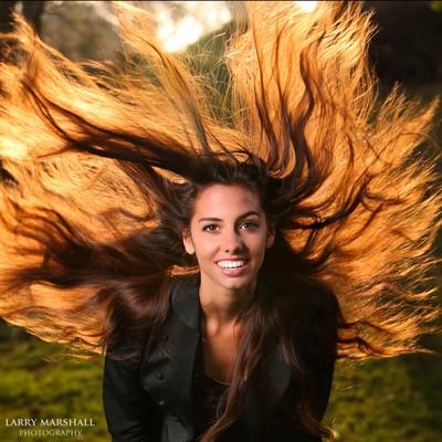 Model Shoot: Dana
