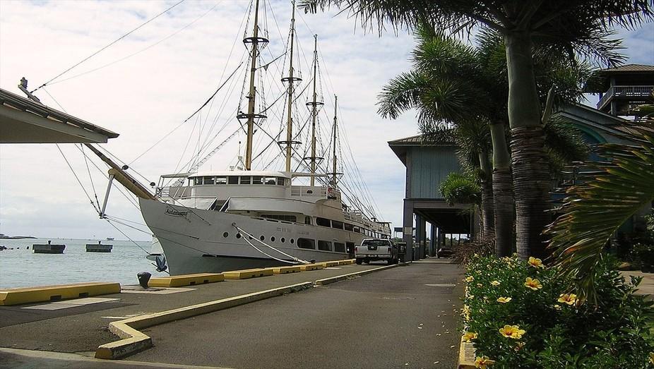 Pier Honolulu #2