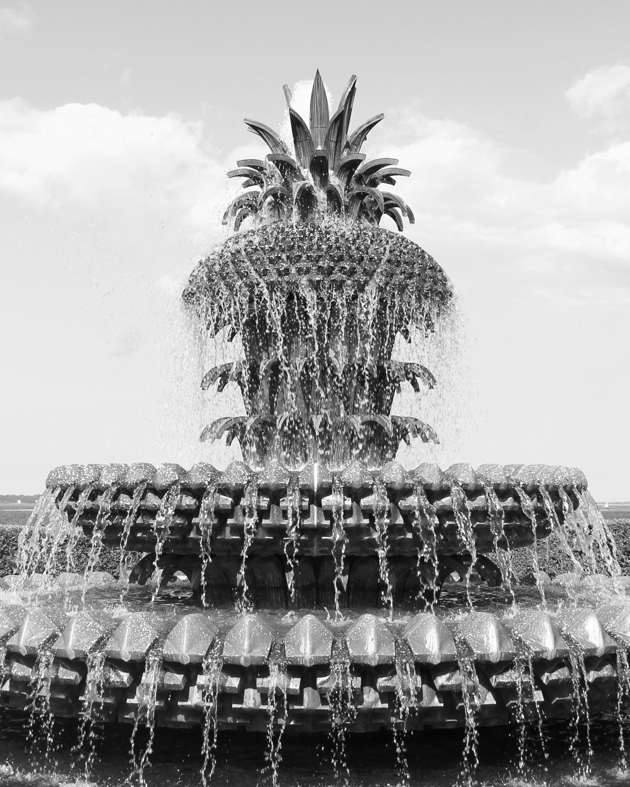 Fountains Falling