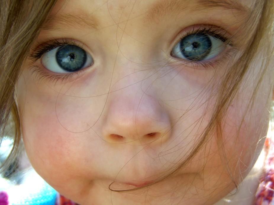 Child\'s Eyes