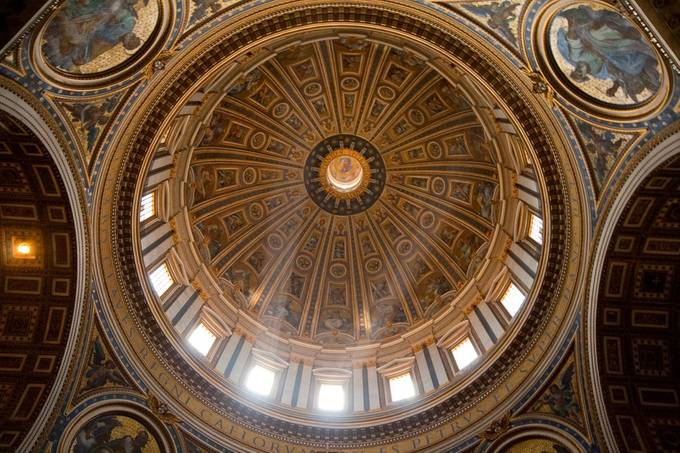 Saint Peters by jaybirmingham - Ceilings Photo Contest