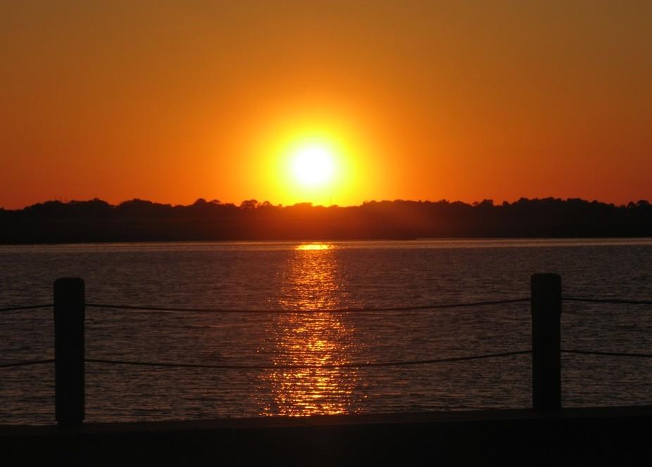 april 2011 sunset