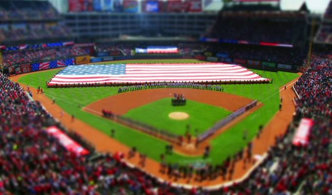 Opening Day by DeonG - TiltShift Effect Photo Contest
