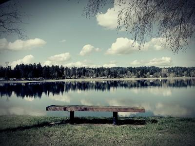 Take a seat and enjoy life