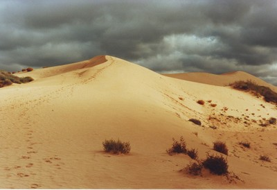 The Lunettes, Mungo National Park