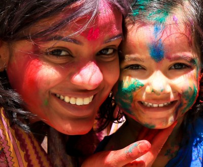The colors of joy !!