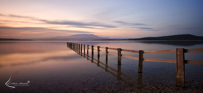 Mortimer Bay by julienjohnston - Rails and Fences Photo Contest
