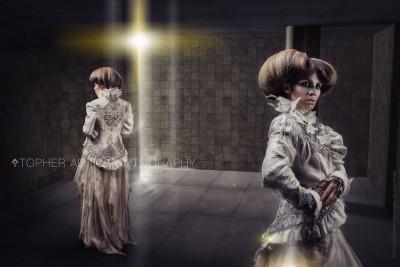 Fashion Spread for Dark Beauty Magazine