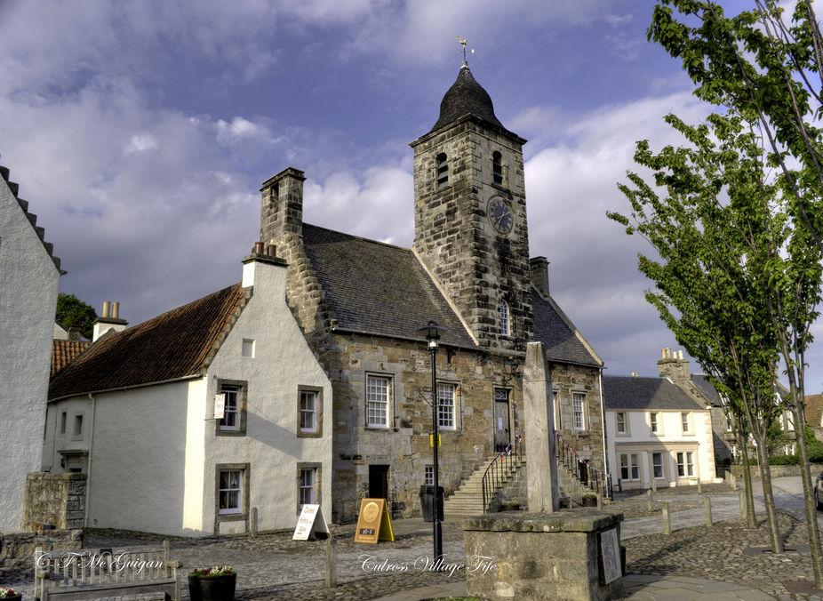 Culross Village Fife