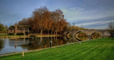 Shillingford Bridge Oxfordshire