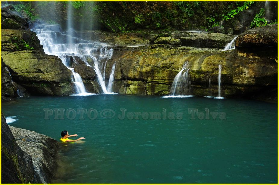 "Considered as the ""Big"" falls of Sagada Mt. Province, Philippines. This Majestic falls ..."