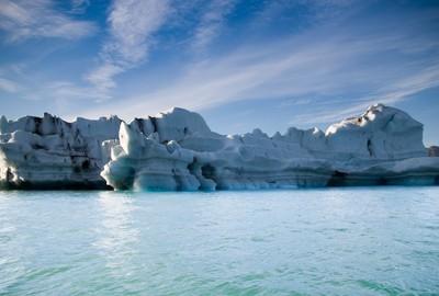 Iceberg in Jökulsárlón