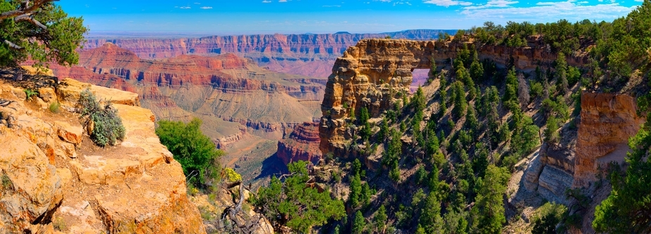 Grand Canyon North Rim 2010