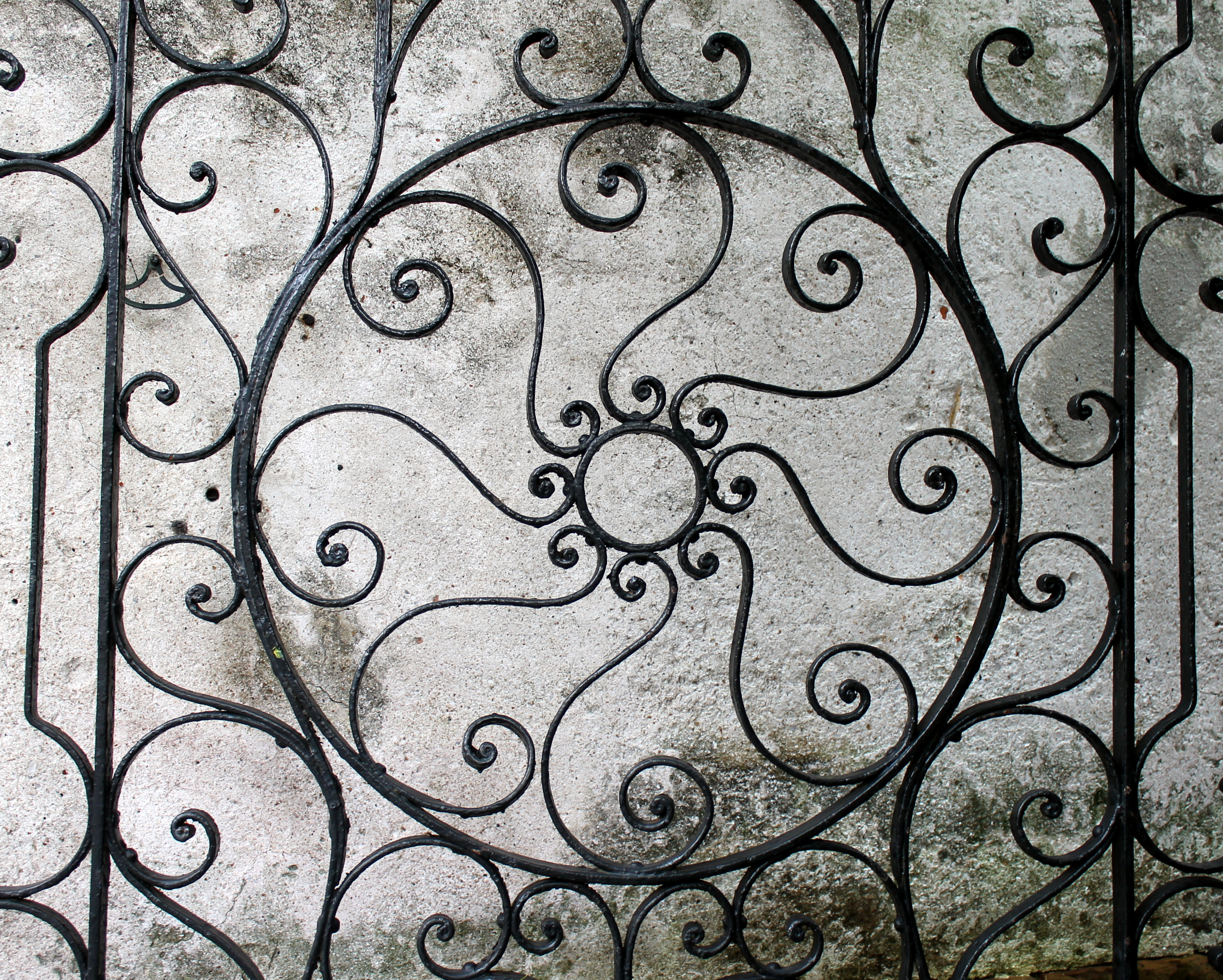 Old Iron Work