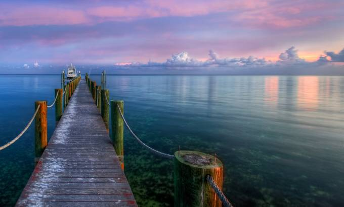 Sunset in the Keys by clfowler - Photos With Filters Photo Contest