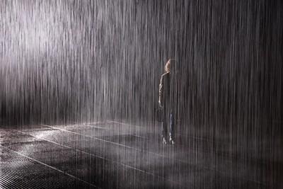 Between the Rain