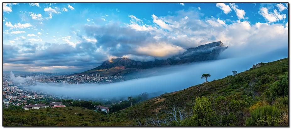 Table Mountain Pano