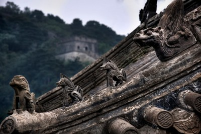 Great Wall Dragons